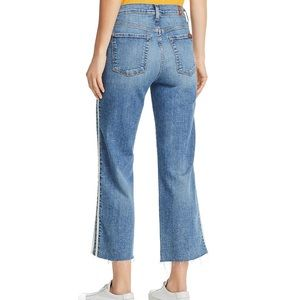 7 For All Mankind Jeans - 7 for all mankind Alexa cropped jean sz 24